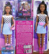 2021 Big City Big Dreams Brooklyn Barbie GTX04-1