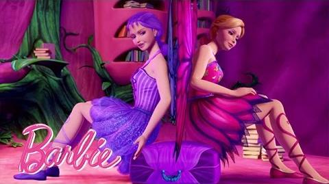 Mariposa and the Fairy Princess Bloopers Barbie