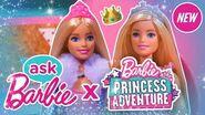 Ask Barbie & Princess Amelia About Their Princess Adventure!