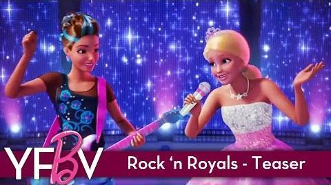 Rock 'N Royals Official Teaser