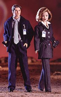 The X Files Gift Set Barbie Wiki Fandom