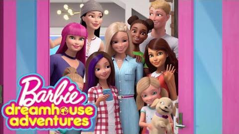 Meet Barbie Dreamhouse Adventures