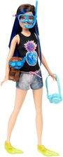 Barbie Dolphin Magic Skipper Doll with snorkel (1)
