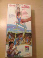 Barbie Super Gymnast Teresa Back