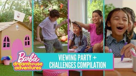 Kids React to and Recreate their Favorite Moments of Barbie™ Dreamhouse Adventures