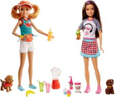 Barbie Sisters Assortment FHP61 Stacie Skipper Rookie DJ