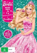 Barbie Music Pack DVD 1