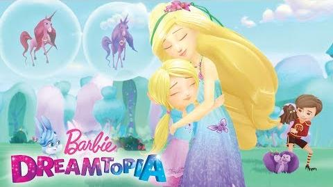 Meet the Characters of Wispy Forest Dreamtopia Barbie
