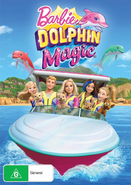 Barbie Dolphin Magic Region 4 DVD 1