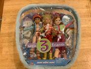 Barbie Wee 3 Friends Snow! Snow! Snow!