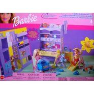 Barbie All Around Home KELLY Bedroom Playset