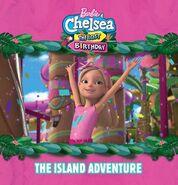 Barbie & Chelsea The Lost Birthday The Island Adventure Book