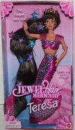 Jewel Hair Mermaid Teresa