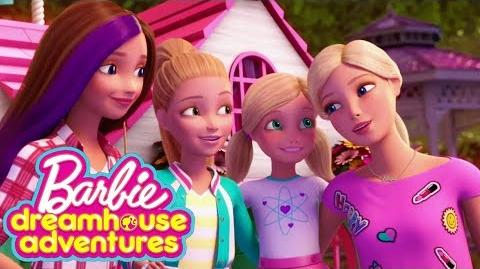 Barbie Dreamhouse Adventures Now on Netflix!