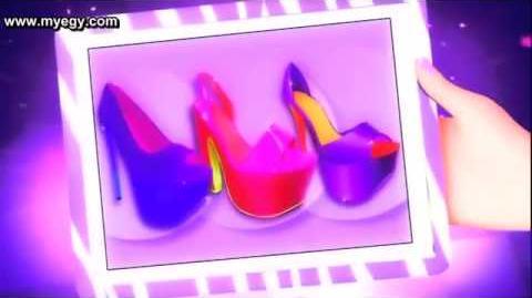 أغنية أميرة يعني نجمة يعني من فيلم باربي الأميرة و نجمة النجوم 270p 360p