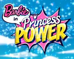 Barbie Super-Princesse