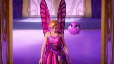 Clip vidéo bonus Barbie Mariposa et le royaume des fées