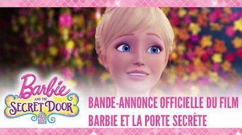 Bande annonce du DVD Barbie et la porte secrète