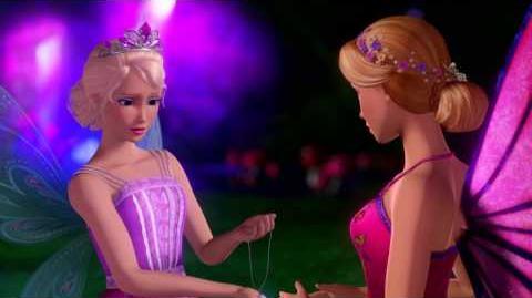 Clip vidéo officiel Barbie Mariposa et le royaume des fées