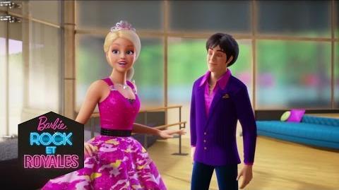 Courtney au Camp Pop Barbie
