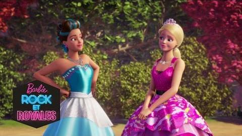 Duo royalement rock Barbie-0