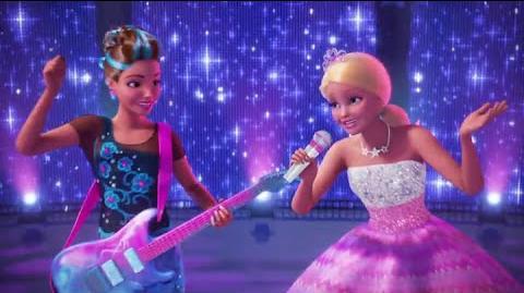 Barbie - Rock et Royal - Bande-annonce VF