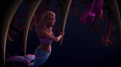 """Barbie et la magie des perles - Extrait Russe """"Passage dangereux"""""""