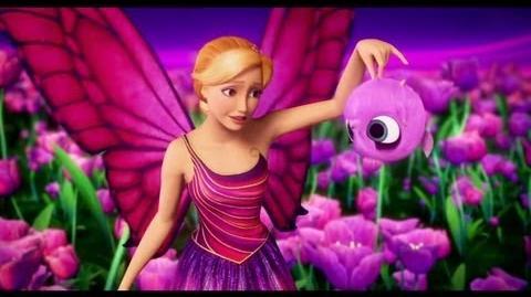 Bande annonce du DVD Barbie Mariposa et le royaume des fées