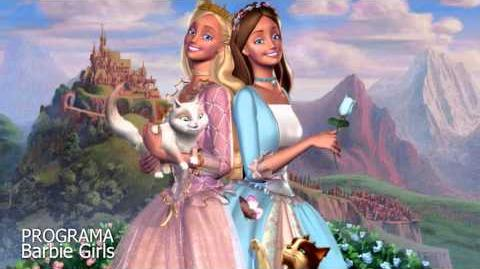 Barbie as The Princess and The Pauper - I'm On My Way (AUDIO)