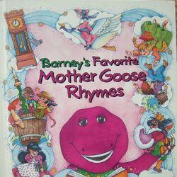 Barney's Favorite Mother Goose Rhymes Vol. 2