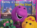 Barney Goes to the Pet Shop
