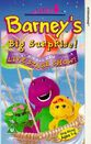 Barney's Big Surprise UK VHS