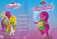Barney- Dino-Tunes 2008 CD Full Cover (Slipcover)