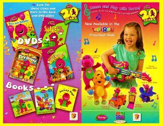 Barney celebrating 20 years ad by bestbarneyfan-d80krt2.jpg