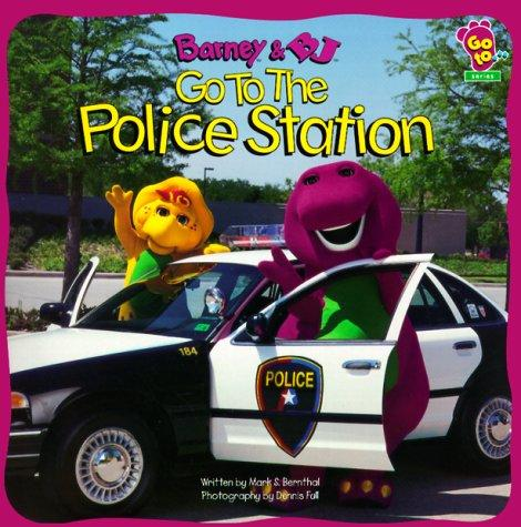 Barney & BJ Go to the Police Station