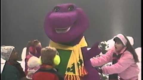 Barney & the Backyard Gang Waiting for Santa (1990, Episode 4)-0
