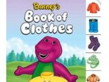 Barney's Book Of Clothes