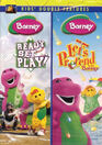 10125566-0-barney ready set playlets pretend with barney double feature-dvd f large