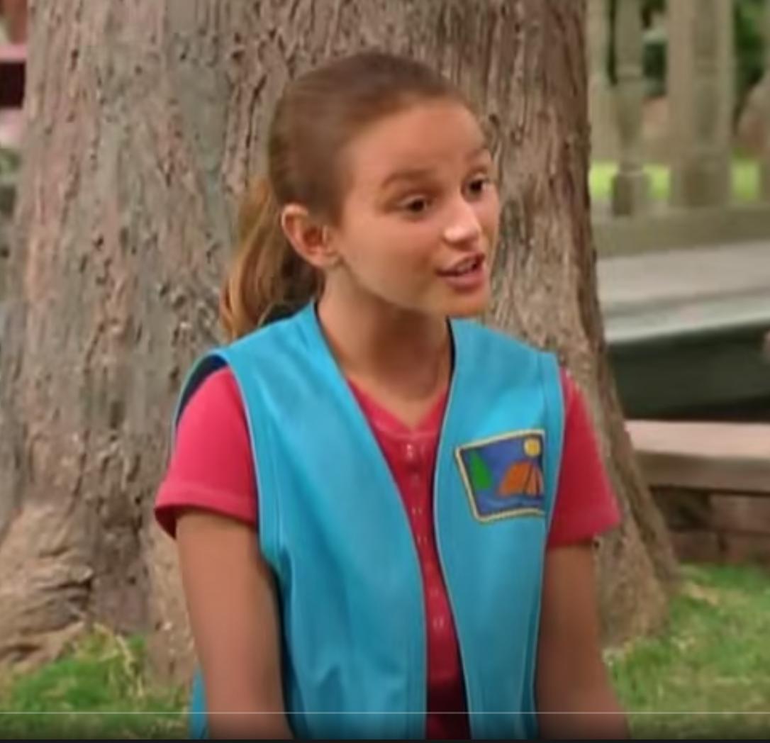 Megan (Lacy Cavalier)