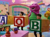 The Alphabet Parade