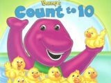 Barney's Count to 10