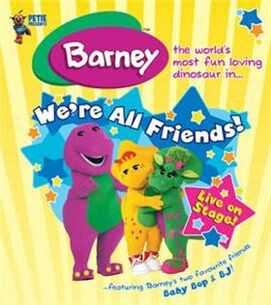 483668 thumbnail 280 Barney We re All Friends Barney We re All Friends.jpg