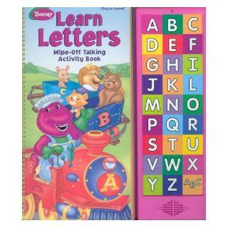 Learn Letters with Barney