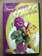 Barneysongs Phillipines DVD