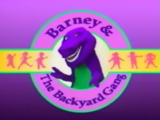 Barney & the Backyard Gang
