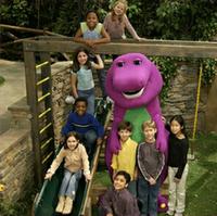 Barney Season 9 Cast