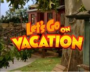 Let's Go on Vacation