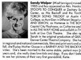 Sandy Walper