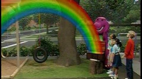 Barney & Friends The Treasure of Rainbow Beard (Season 1, Episode 7)-1