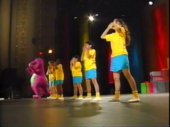 We Are Barney and the Backyard Gang